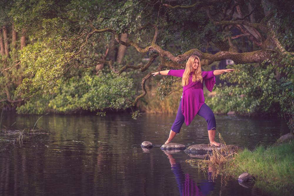 Veetamo kari lyngmo - Yoga Trainer