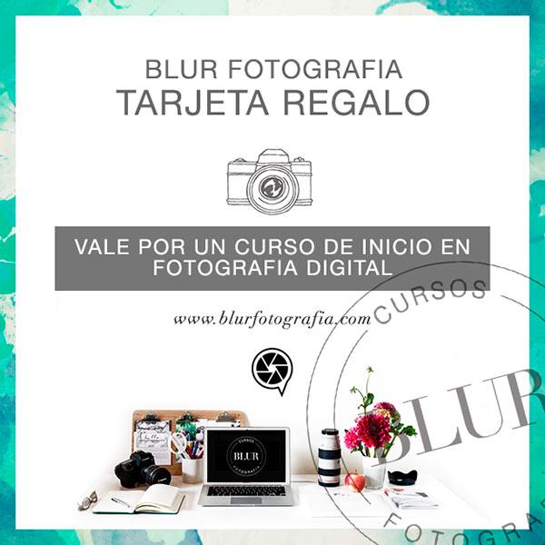 Regalo Curso Fotografia Bilbao