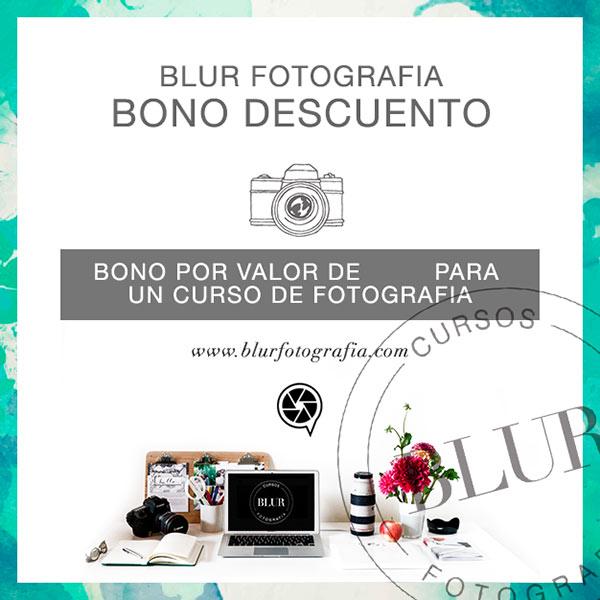 Bono Cursos Fotografía en Bilbao