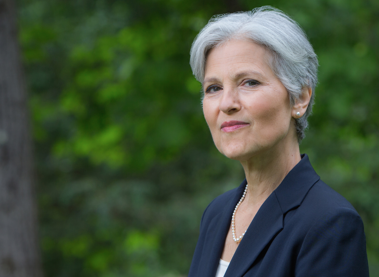 Jill Stein, Presidential Candidate - Green Party
