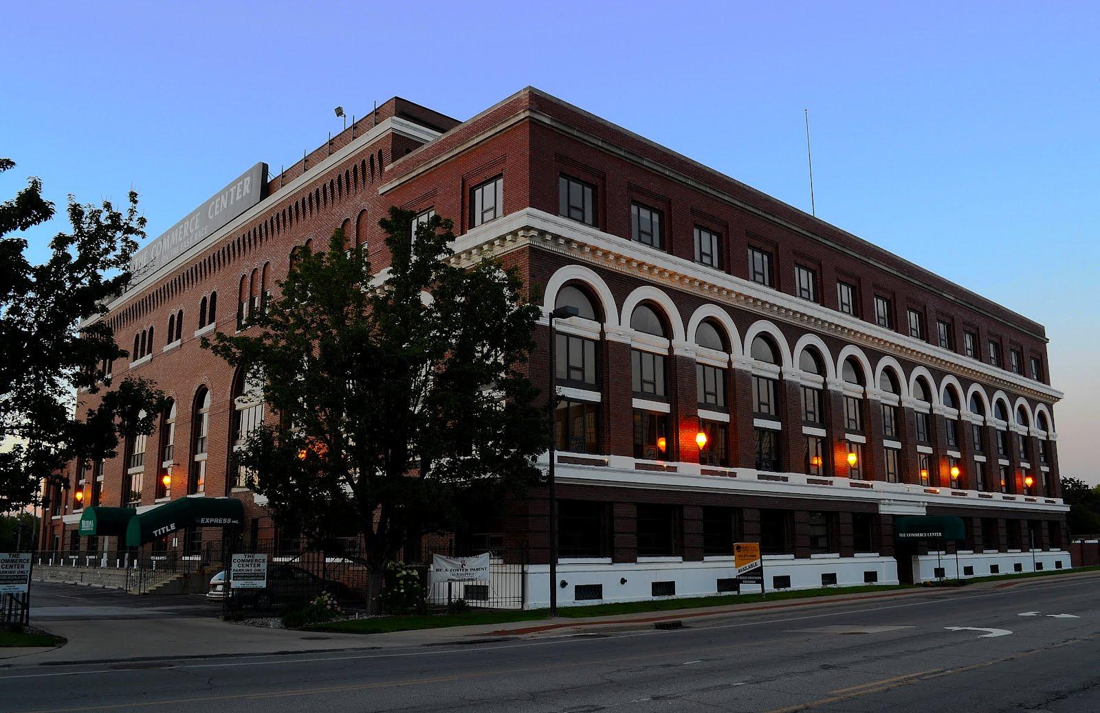 The Commerce Center