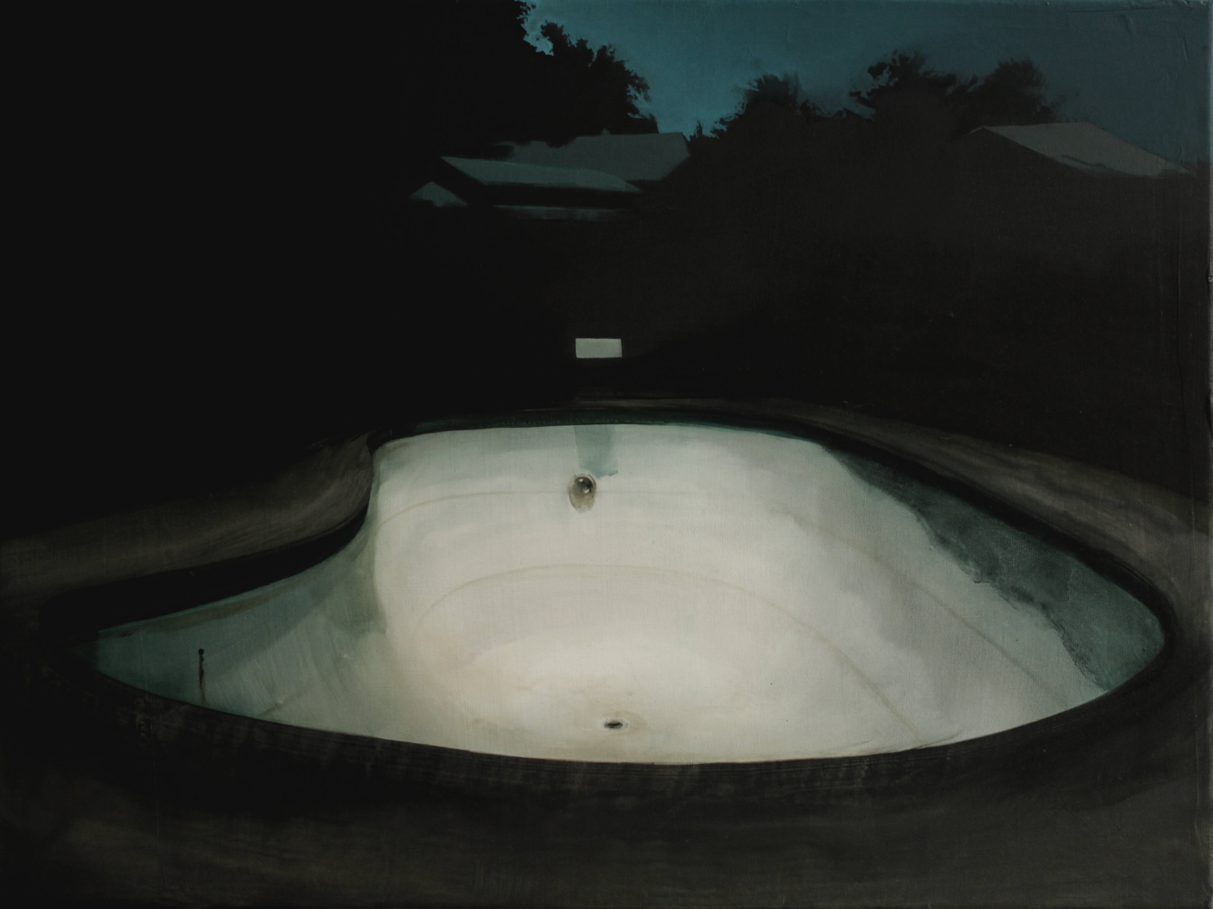 empty swimming pool II