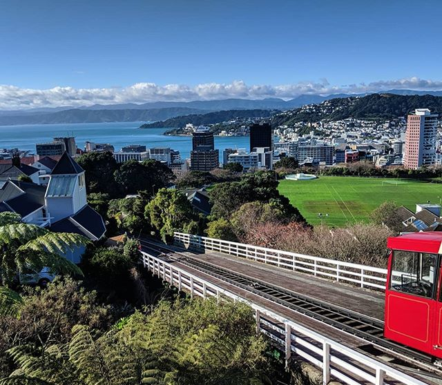 Can every weekend be a three day weekend?  #wellington #wellingtonnz #newzealand