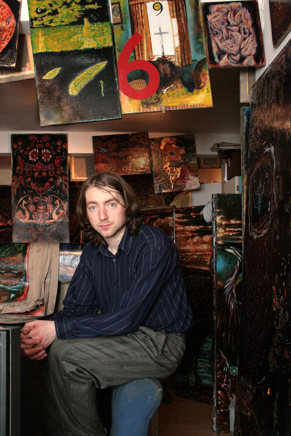 Liam Ryan for James Birch