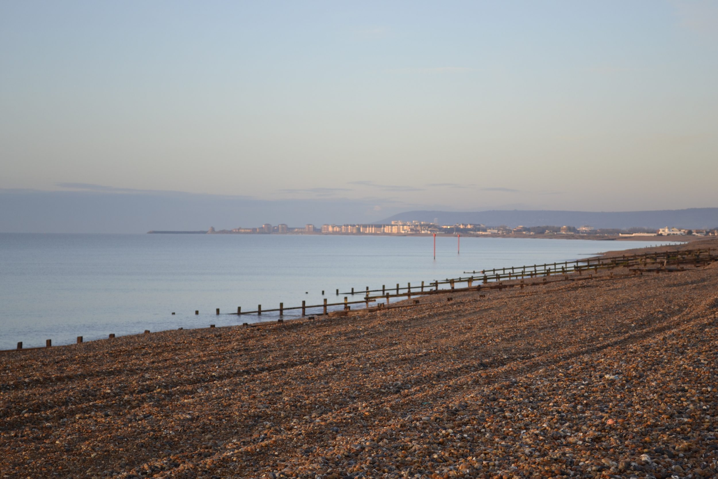 Early Morning Sunrise to Eastbourne.JPG