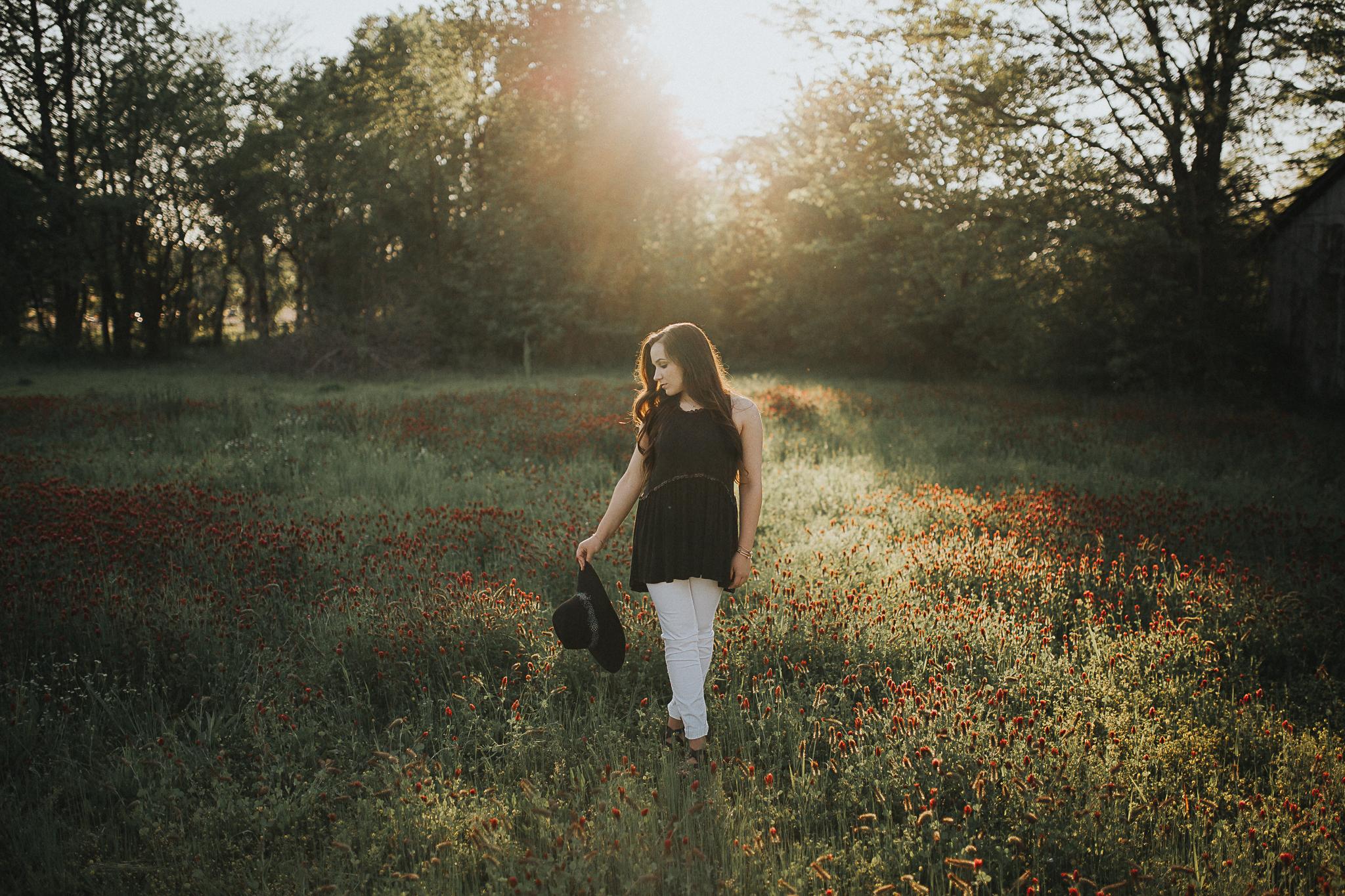 Cassie Cook Photography | Memphis TN wedding + portrait photographer | senior portraits
