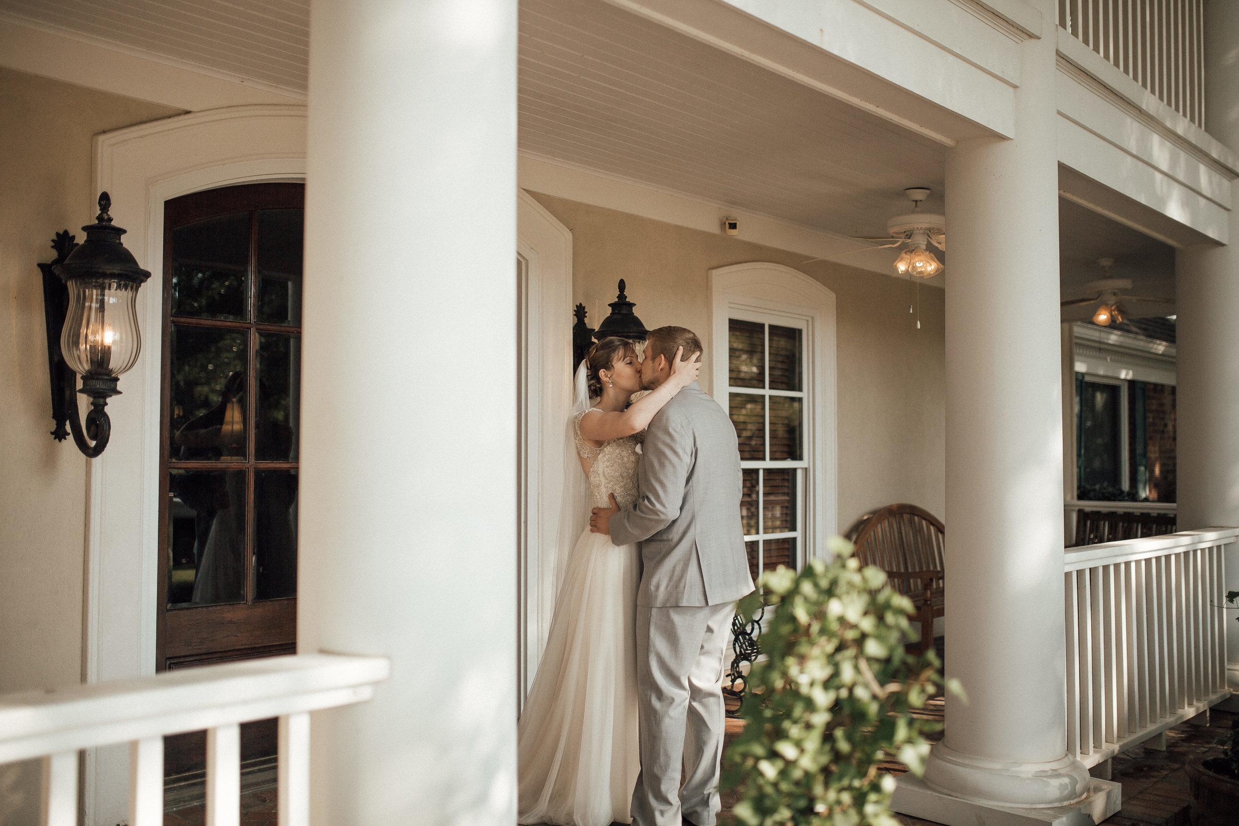 bride-groom-first-look-cassie-cook-photography-memphis-wedding-photographer