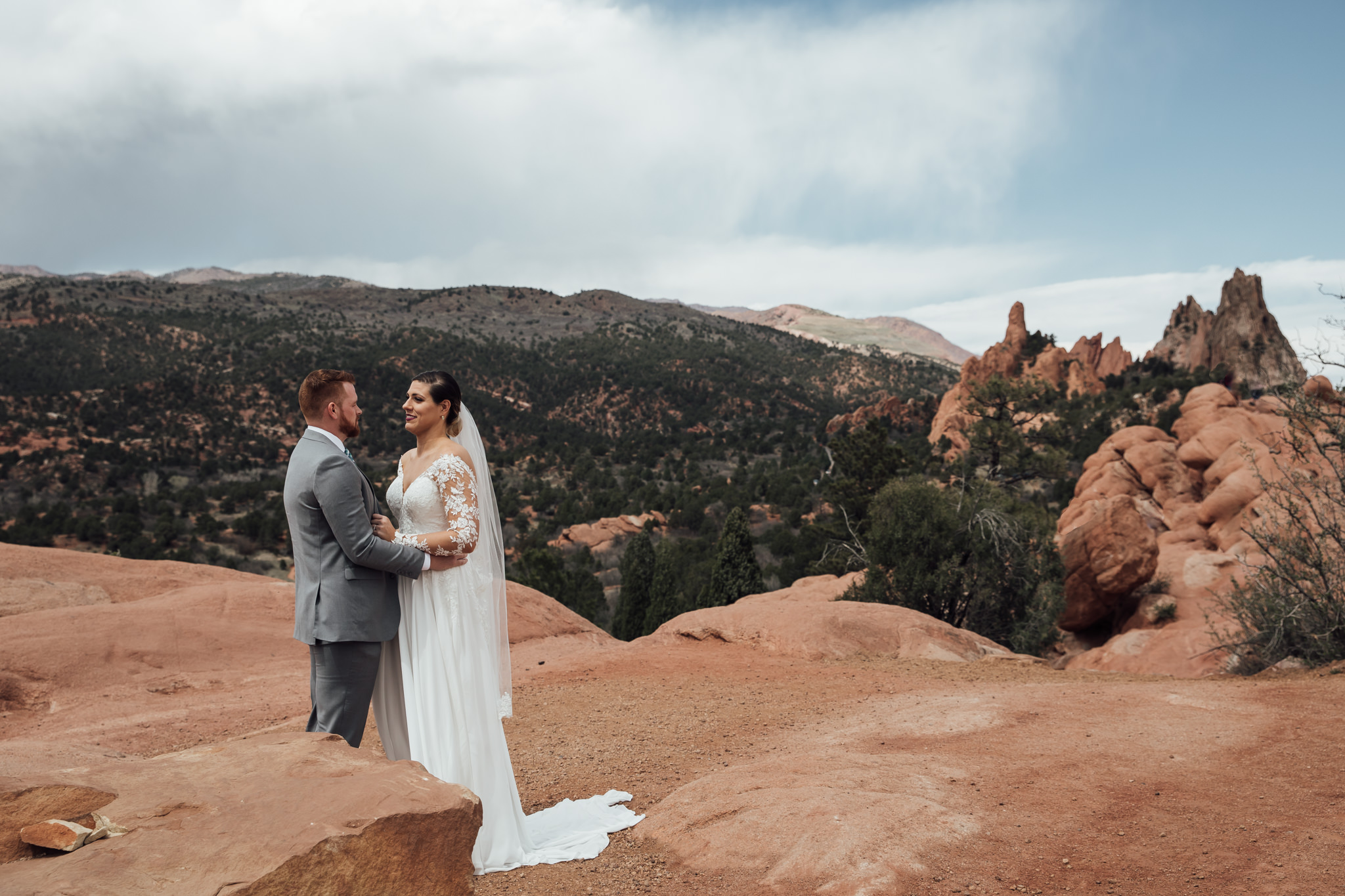 An Unforgettable Wedding At Phantom Canyon Brewery In