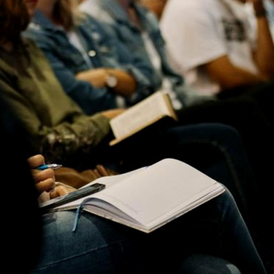 Bible Study - We are a group of adults who gather for fellowship centered on God's word