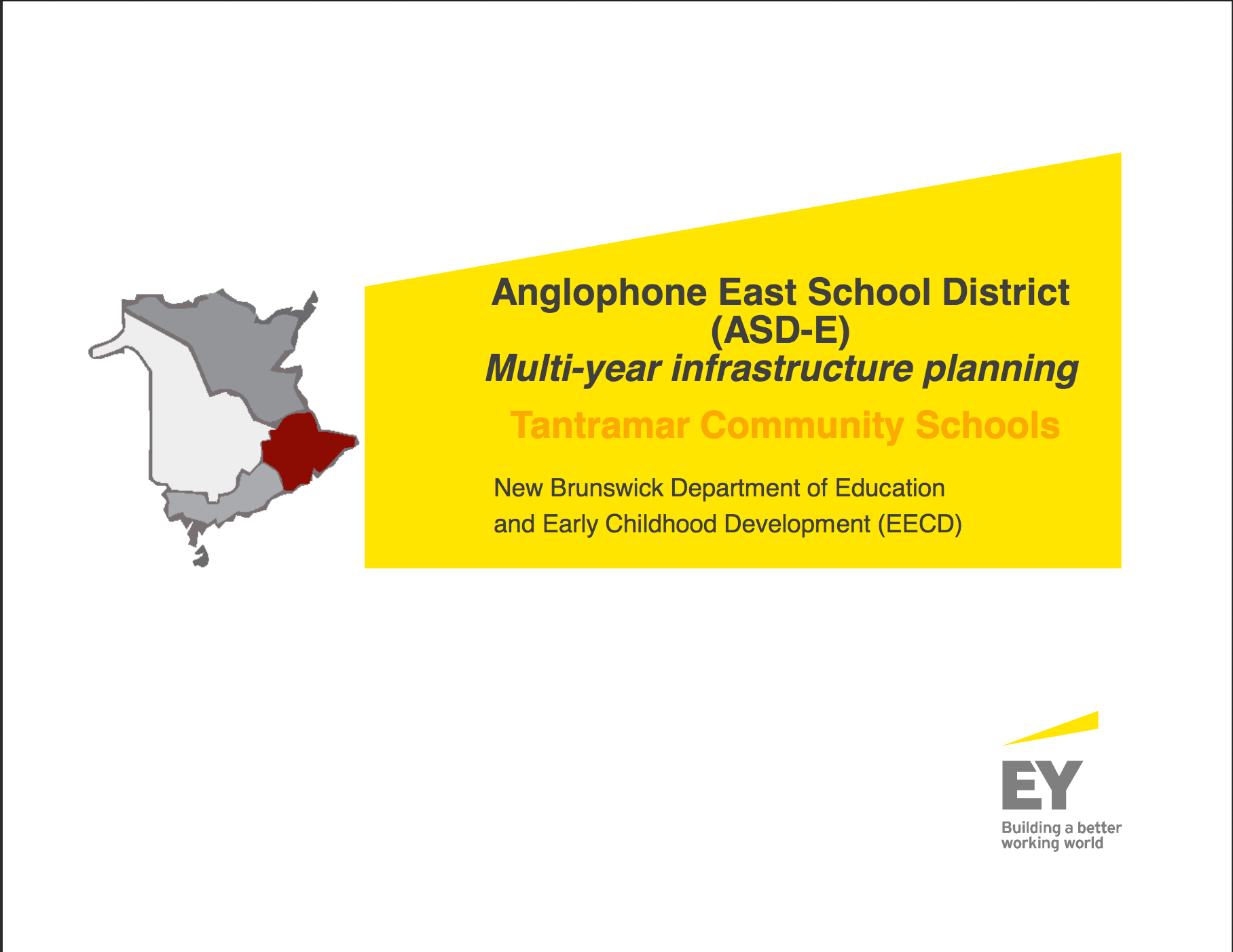 Click through to read the Ernst and Young report