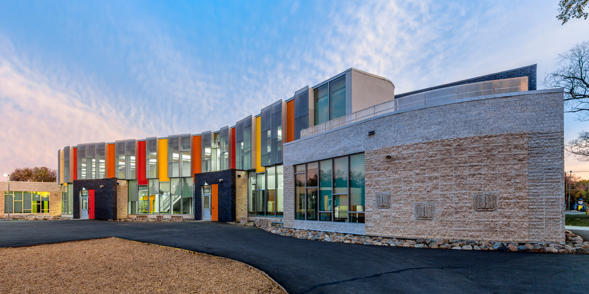 """""""Seven Stones is a winner of the People's Choice Award (Pacific Northwest Region) as well as an Award of Distinction (International) from the Association for Learning Environments (Formerly CEFPI)."""""""