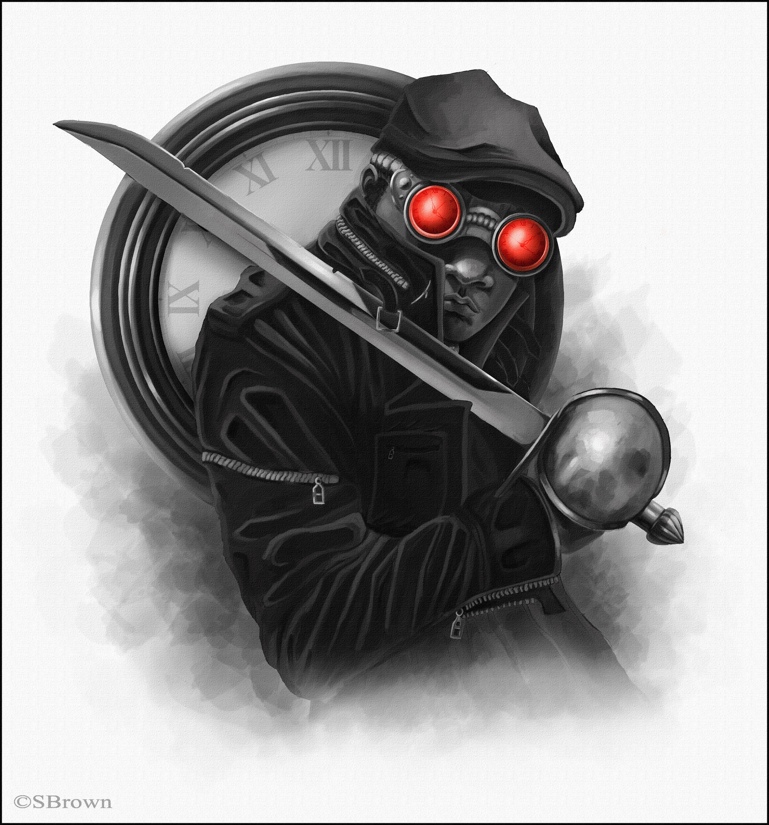 """""""Steampunk Seth"""""""