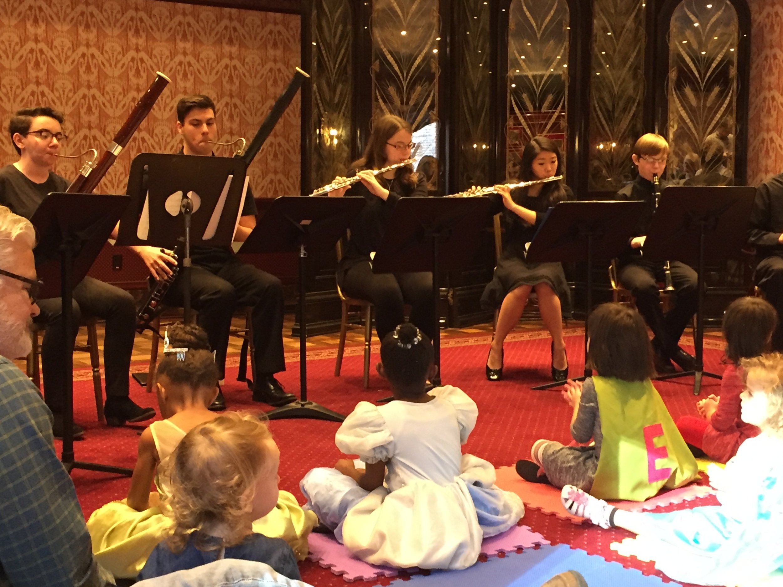 Trick-or-Treat Classical Crawl! - Saturday, October 26, 2019 - 5:30-7:00pmLocation: Third Presbyterian Church, 5701 Fifth Ave, 15232 (Shadyside - corner of Fifth & Negley Avenues)A free event for families with young children. Enjoy 25 musical treats - performances by members of the Youth Chamber Connection, Pittsburgh Youth Symphony Orchestra, and Three Rivers Young Peoples Orchestras - as you go room to room. Tell your friends and plan to visit! Costumes encouraged, but are optional.All Ages Welcome! Costume Contest! Free Admission!