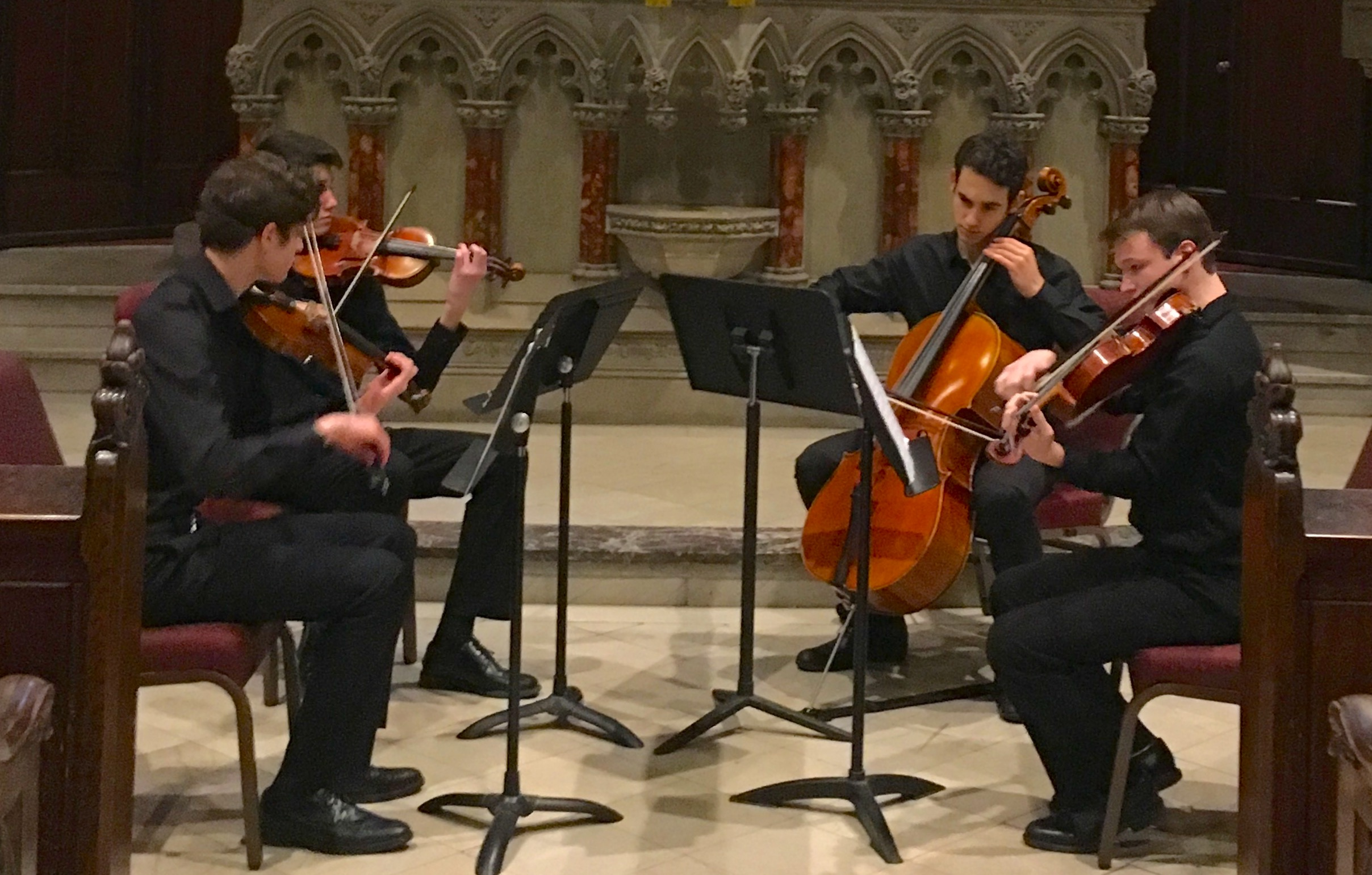 Mercurial Quartet