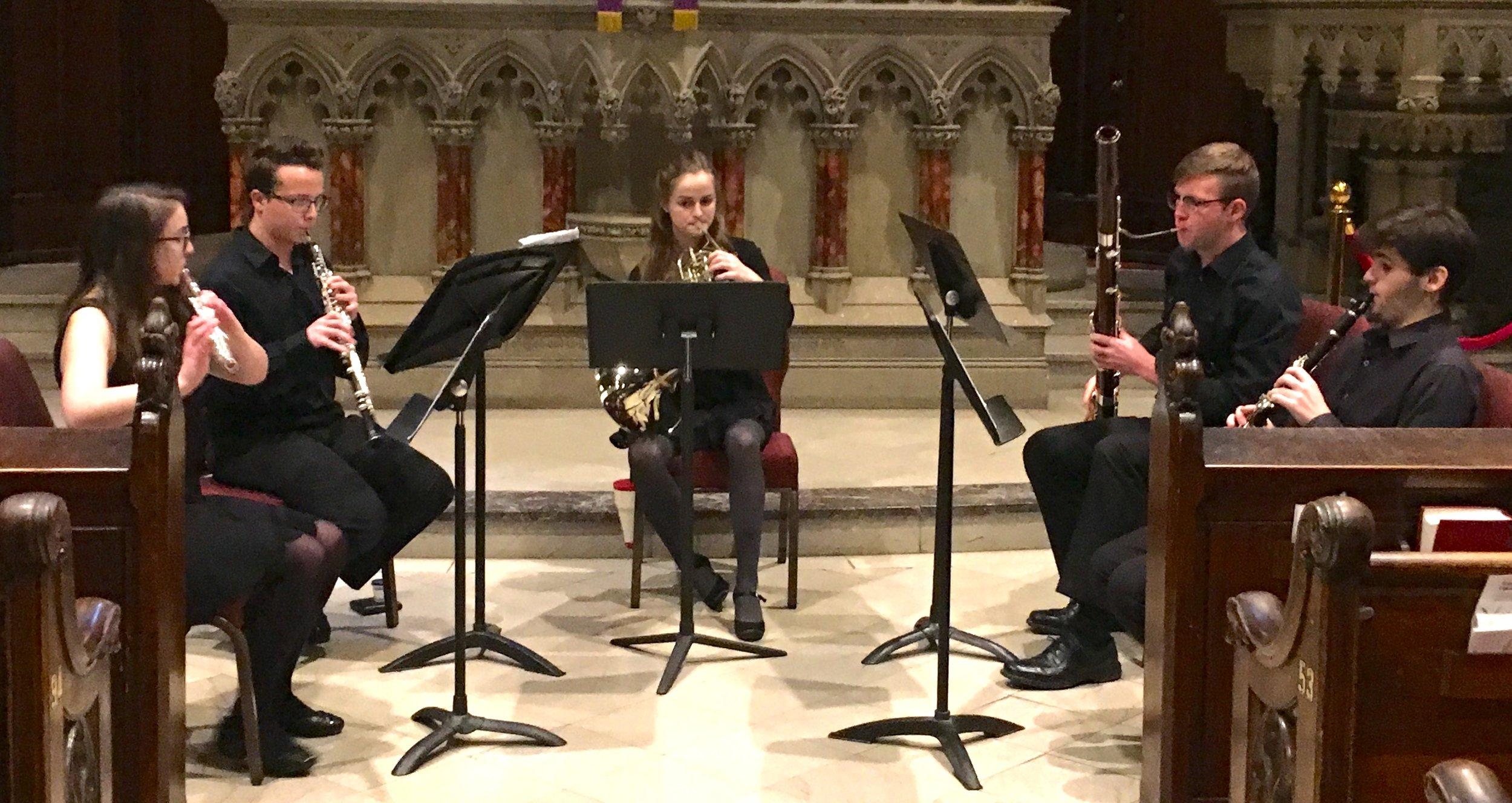 Wild Ginger Quintet