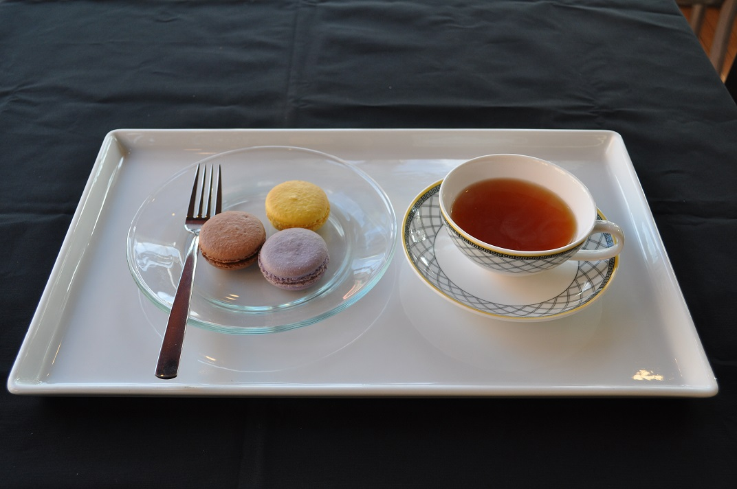 Organic Tea and Macarons.jpg