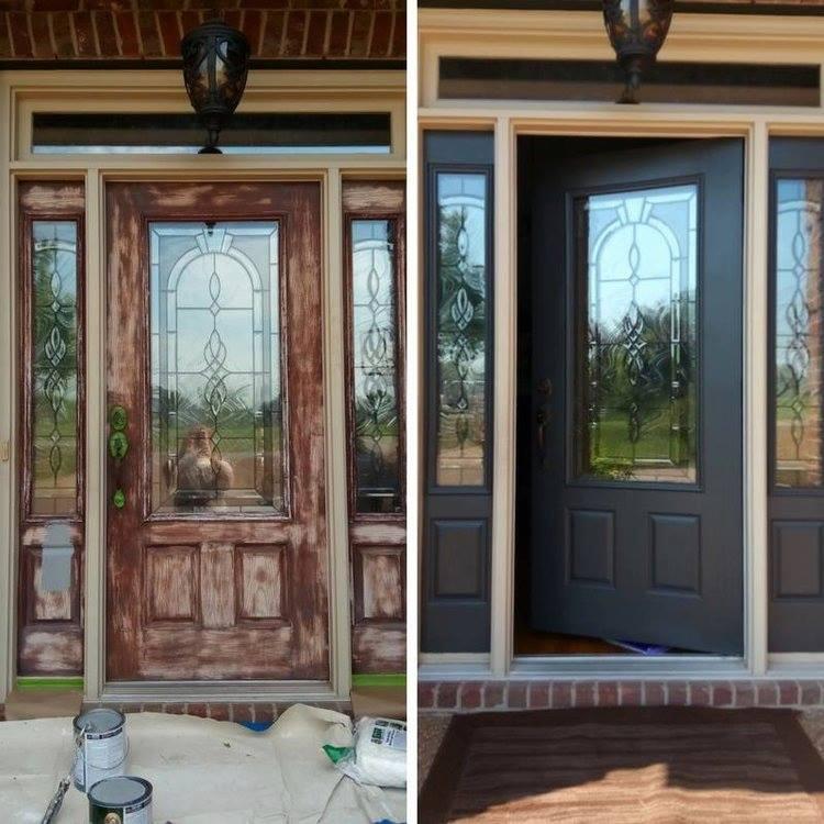 exterior door painting in Nashville.jpg