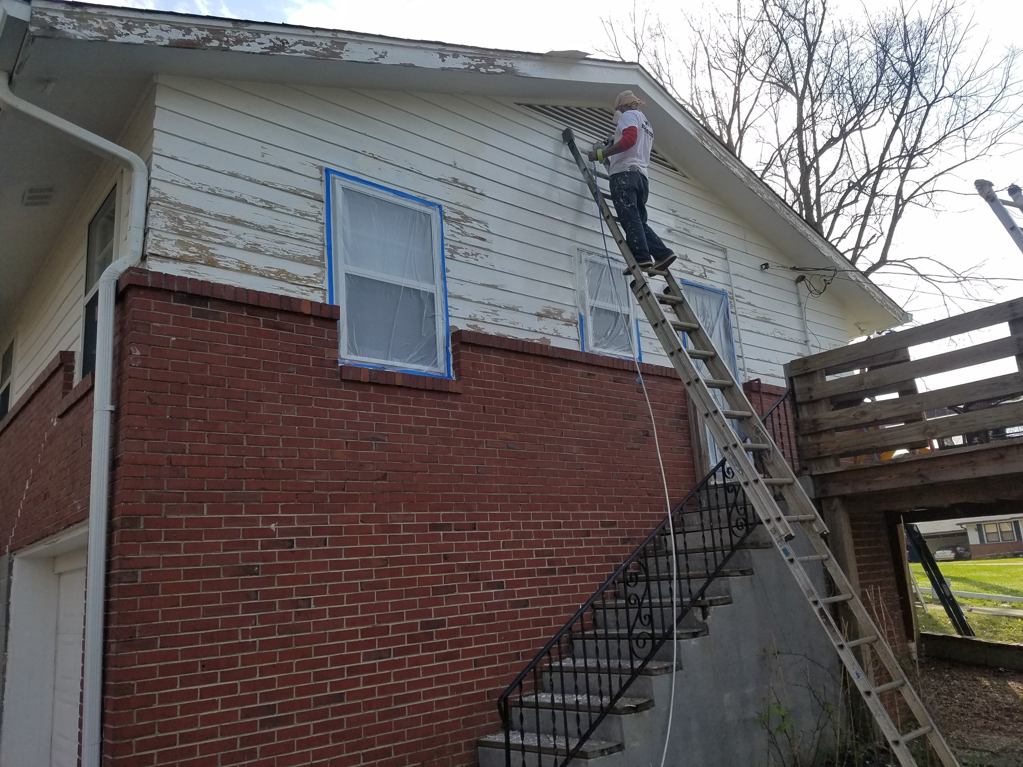 Should You Paint Exterior Brick in Nashville? — Painters Nashville