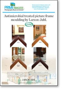 Download our PDF   brochure about Antimicrobiall Mouldings