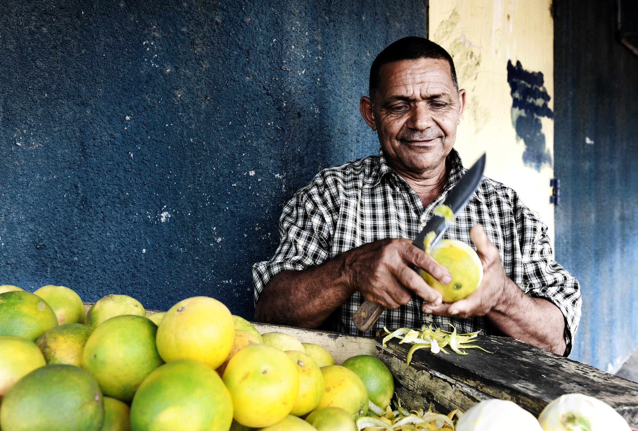 SERIE - DOMINIKANISCHE REPUBLIK