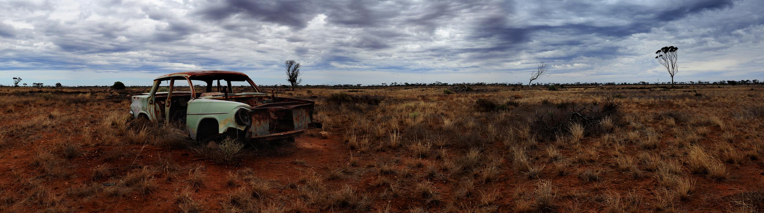 AUTOWRACK - AUSTRALIEN