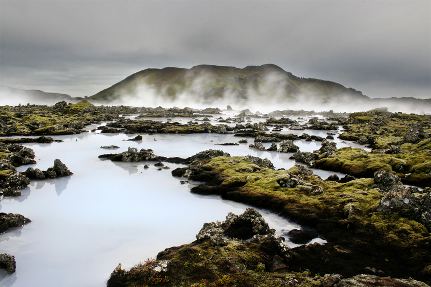 BLAUE LAGUNE - ISLAND