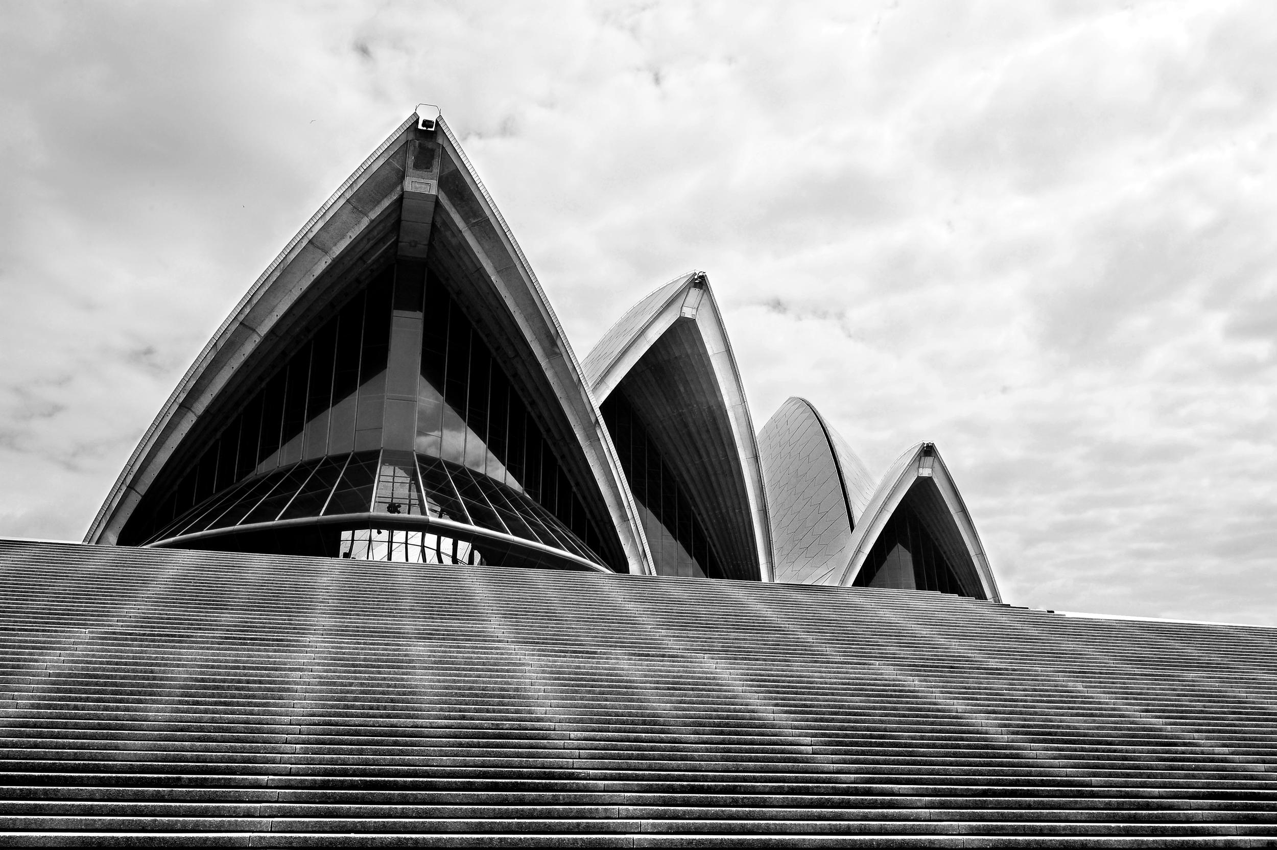 SYNDEY OPER - AUSTRALIEN