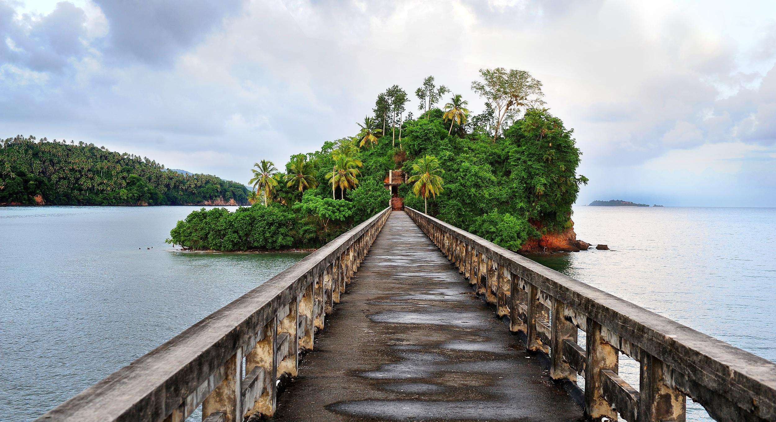 VERLASSENE INSEL - DOMINIKANISCHE REPUBLIK