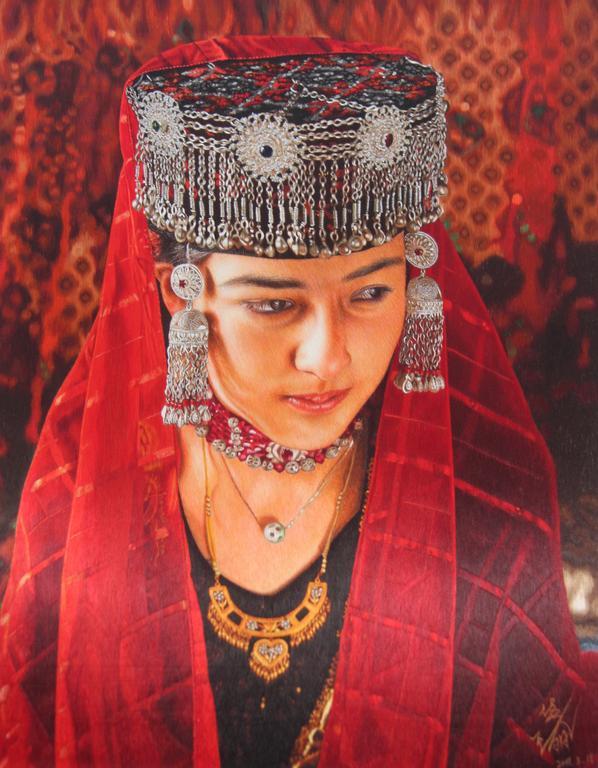 A Bride in Tashkurgan <br>塔什库尔干的新娘