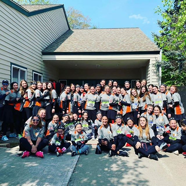 There is no way to truly thank each and every participant for making yesterday so successful‼️ 2019 was incredible! A huge congratulations and shout out to the TOP TEEN FUNDRAISING team @woodmerefitnessclub @wfcgirls !!! You truly worked hard, set incredible goals and achieved each and every one of them. @ohelfamily and OXC is grateful for your support! Hope everyone is recovering nicely!!!!