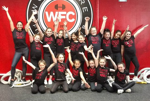 Congratulations to the @wfcgirls club on another awesome and fit year! From Boot Camp to Dance, the WFC Girls Club gives each girl a chance to discover their love for fitness and make lasting friendships.  We want to thank  @rainajb for her  dedication to the girls and for helping them shine bright in everything they do 🌟 Teach ♥️Love♥️ Inspire  #wfcgirls #dancerecital2019 #dancemodeon