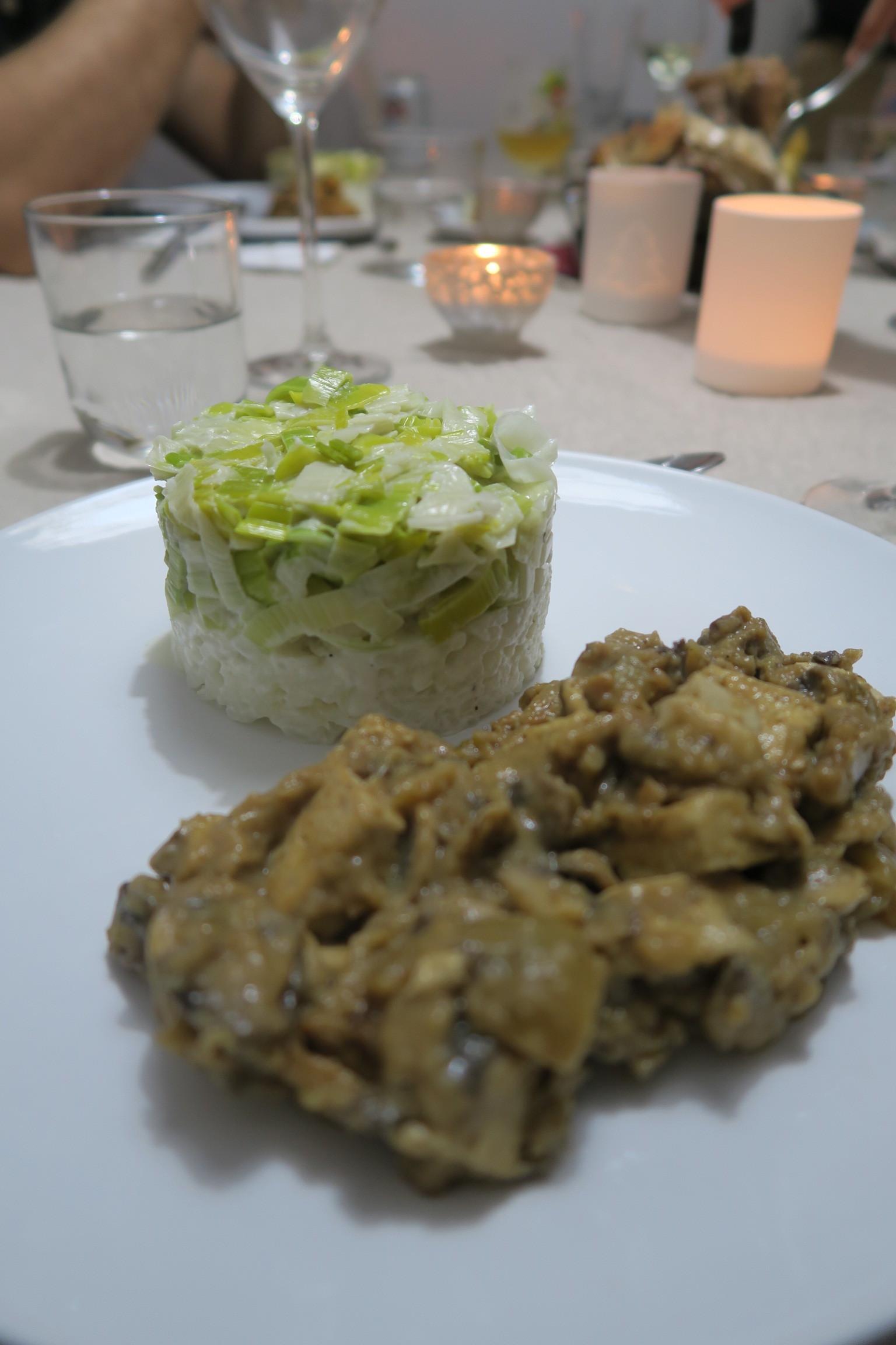 vegan gravy tofu