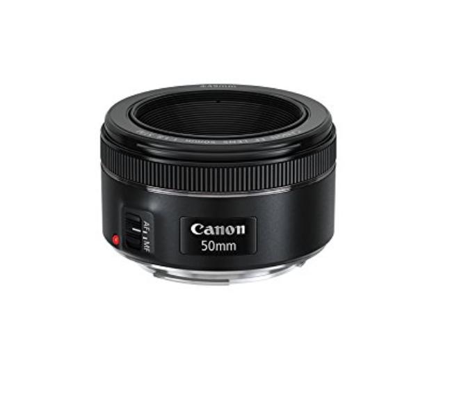 Lens numéro 2 - canon 50mm f1.8