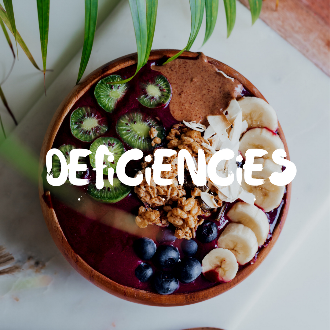 deficiencies on a vegan lifestyle - amelietahiti.com