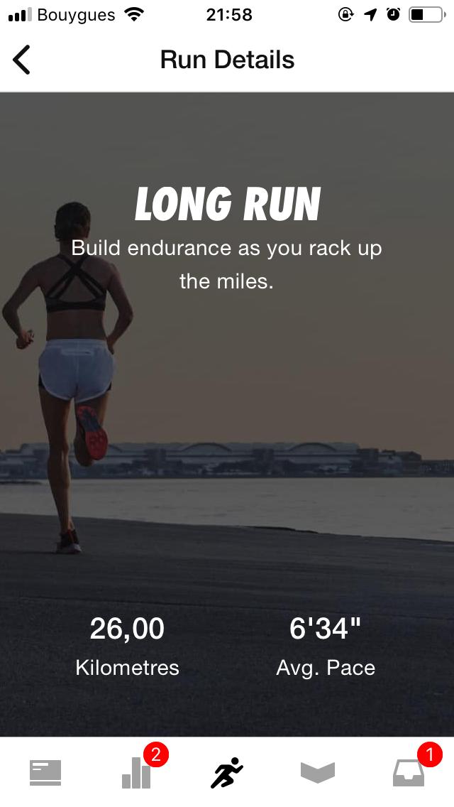 Runner dating app