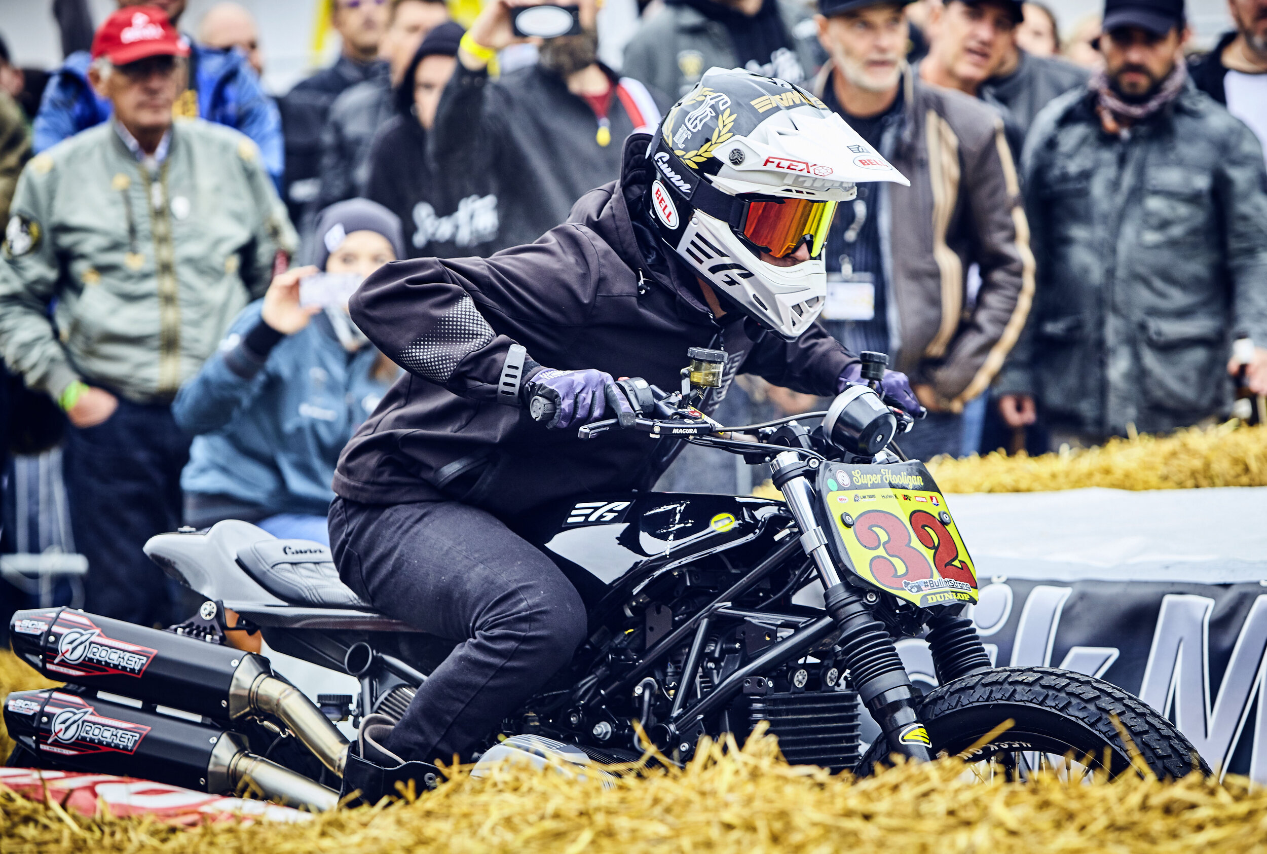 GLEMSECK 101 ~ 2018 - Tackling Germany's hottest motorcycle event, Gunn Style.