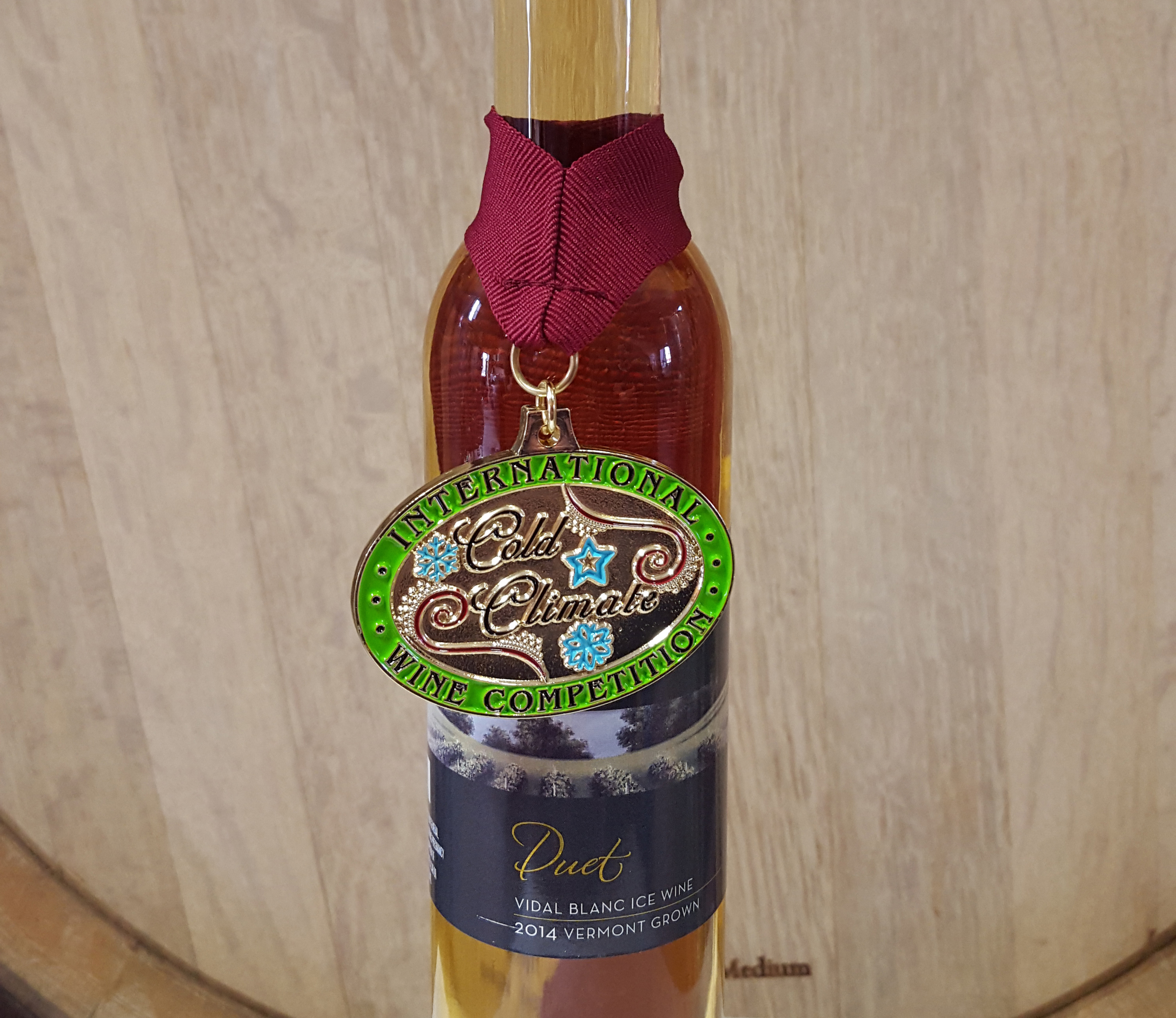 duet ice wine with medals.jpg