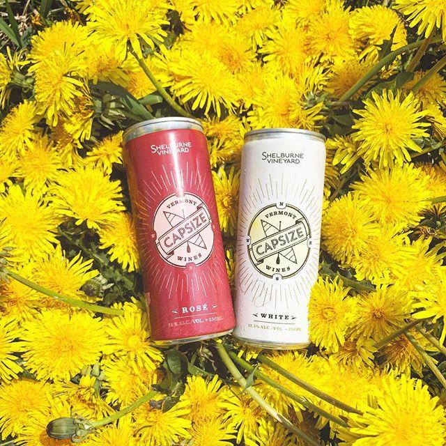 🌺 🌸 Spring tasting! 🌸 🌺  We will be tasting @beveragewarehousevt tomorrow from 3:30p until 6:30pm! #comethirsty #leavecapsized . . . . . #winetasting #wineinacan #vermontsfinest #tasting #freewine