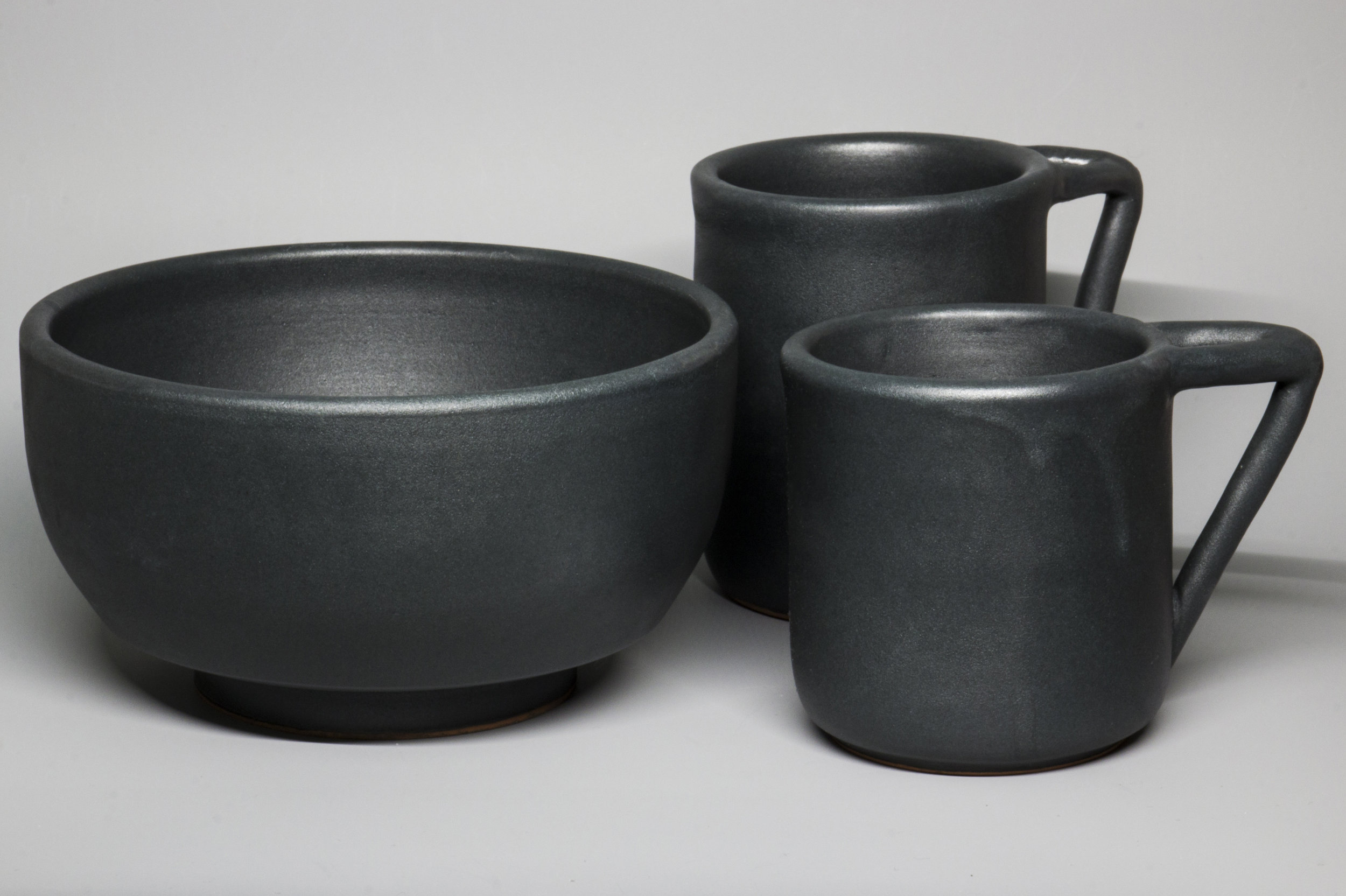 BOWL AND MUG SET I