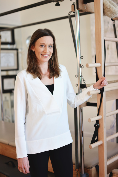 Dr. Allison M Daly, PT is the founder of Optimal Kinetics, LLC.