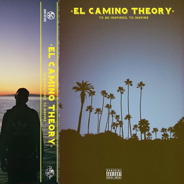 El Camino Theory In... 20k streams later... what's your favorite track? Comment below! And if you haven't heard it link in my bio!