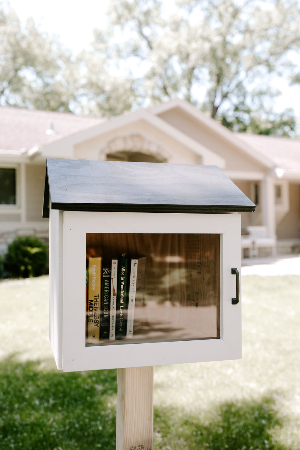 Little Library - $155