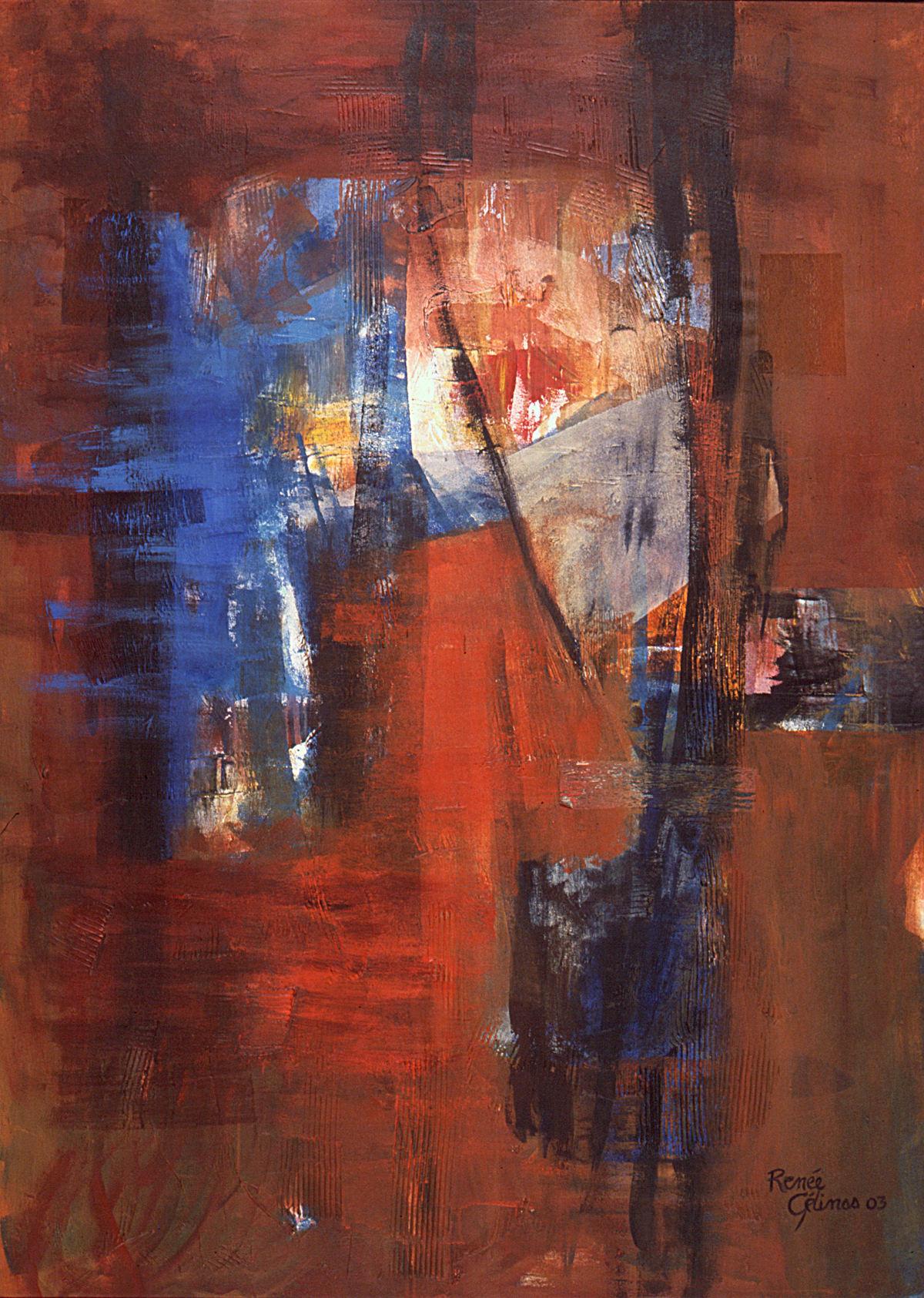 Terre d'ombre, 2003