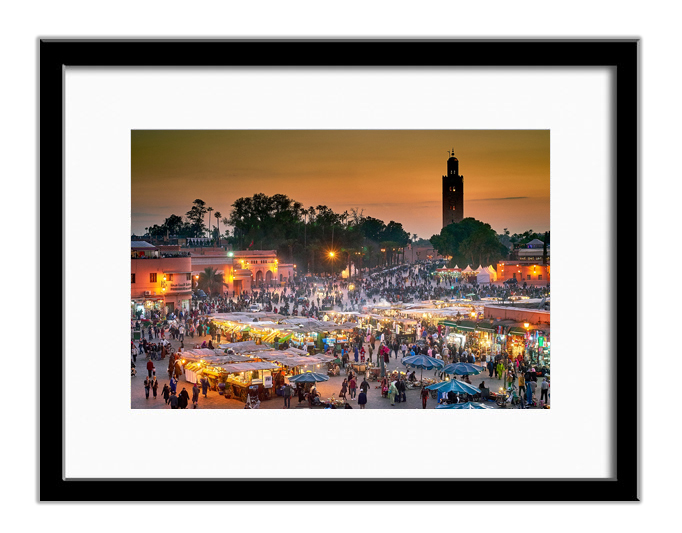Jemaa el-Fnaa, Marrakech 10