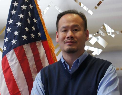 Carey Chen, President &CEO of Cincinnati Incorporated