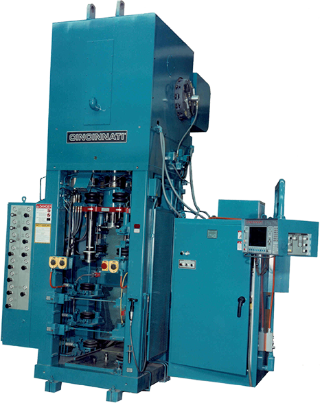 Fast Set-up Compacting PM Presses