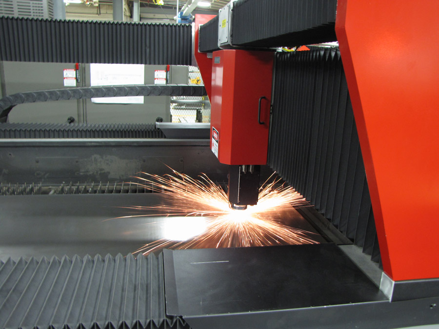 Midland Metal Products currently has two Cincinnati Inc. CO2 lasers on its shop floor with plans of a fiber laser investment on the horizon.