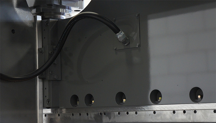 Press Brake Clamping