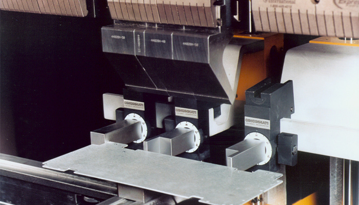 6-Axis Multiple Gage Fingers