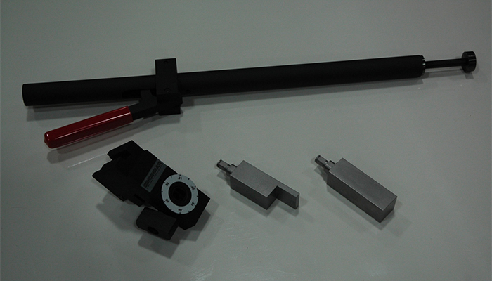 Gage Fingers and Positioning Tool
